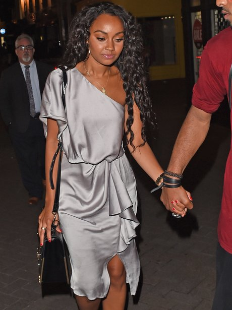 Leigh-Anne Pinnock on a night out