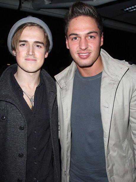 Mario Flacone and Tom Fletcher