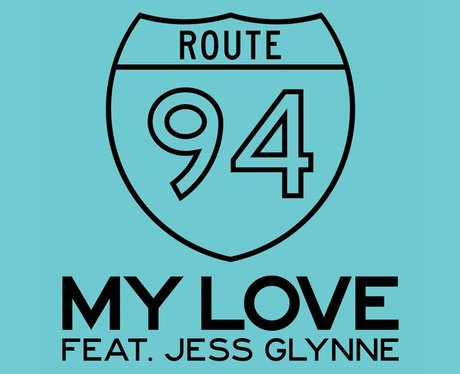 Route 94 My Love Single Cover