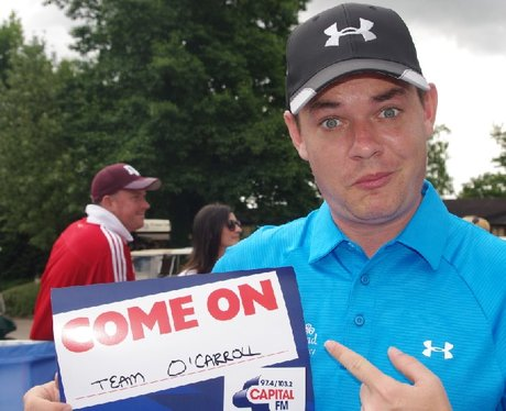 Celebrity Cup at The Celtic Manor - Sunday
