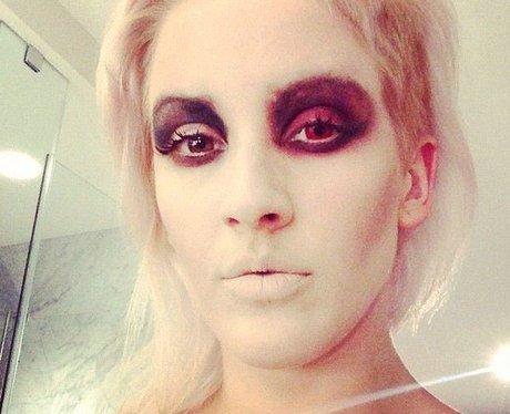 Ellie Goulding make up