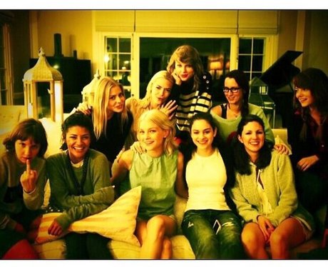Taylor Swift Fourth Of July Instagram