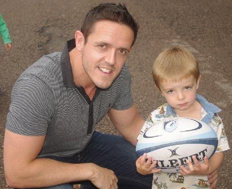 Cardiff Blues Family Fun Day