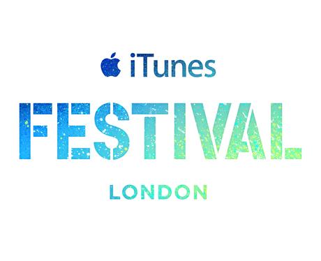 iTunes Festival 2014 Official Logo