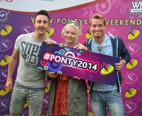 MPG at Ponty's Big Weekend 2014