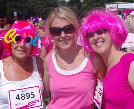 Race For Life Cardiff 5k