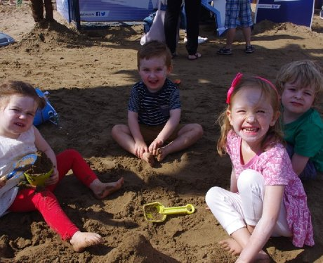 Cardiff Bay Beach - Part Two 7th August 2014