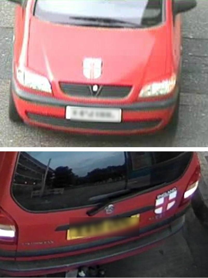 CCTV picture released after diesel stolen