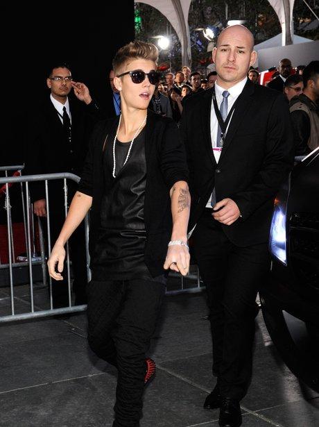 Justin Bieber Sunglasses Dark