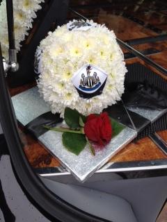 liam sweeney funeral flowers