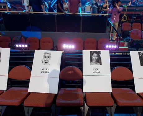 MTV VMAS 2014 seating plan