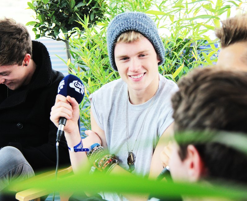 The Vamps at Fusion Festival