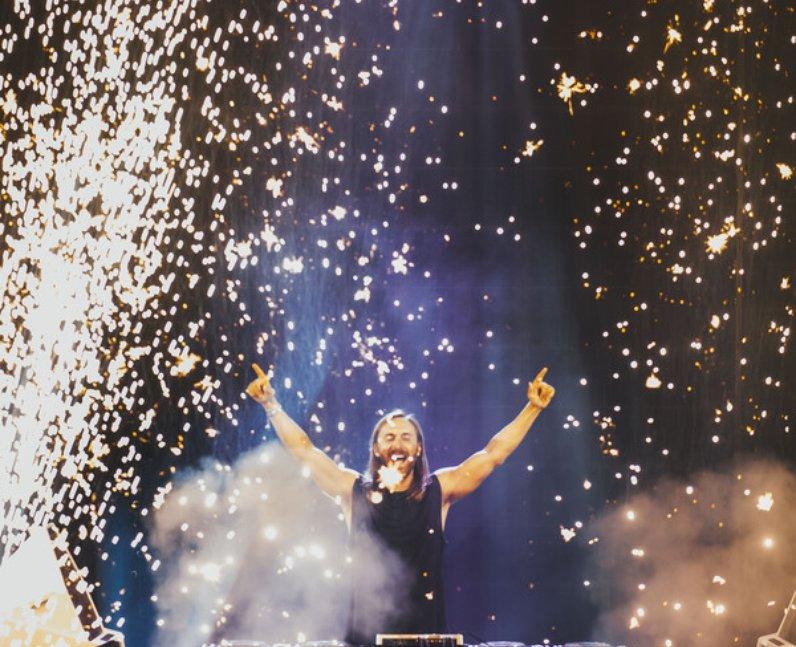 David Guetta iTunes Festival 2014