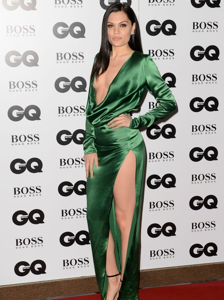 Jessie J at the GQ Awards 2014