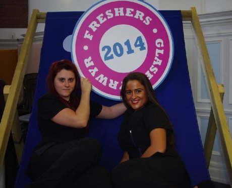 Cardiff and Vale College Freshers 10/09/14