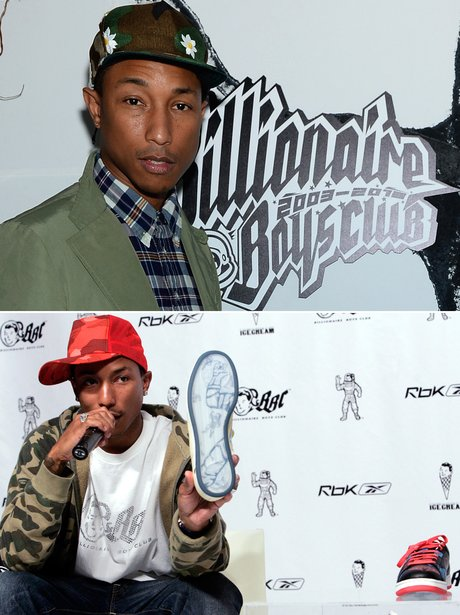 Pharrell Billionaire Boys Club