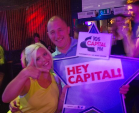 Club Capital - Tequila Wakefield