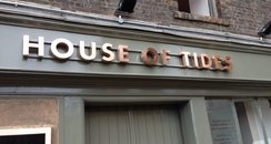 Front of House of Tides