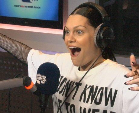 Jessie J In Capital