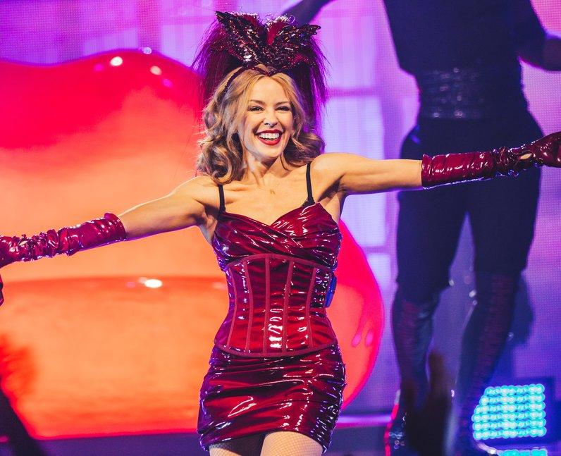 Kylie Minogue iTunes Festival 2014