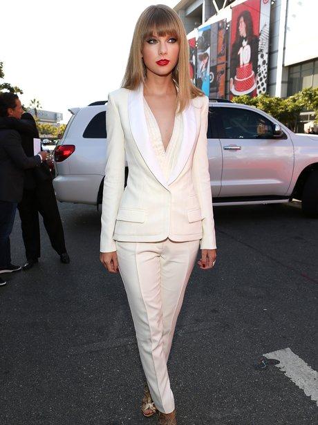 Taylor Swift At The 2012 MTV VMAs