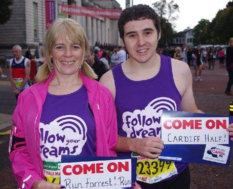 Cardiff Half Marathon - Pre Race (Part 2)