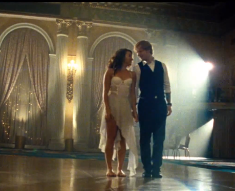 Ed Sheeran Thinking Out Loud Dance