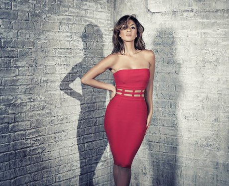 Nicole Scherzinger launches clothing range