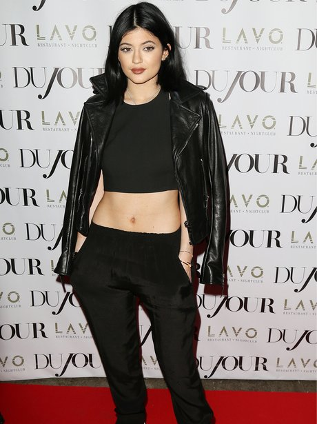 Kylie Jenner Crop Top