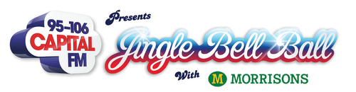 Capital Jingle Bell Ball 2014 Logo