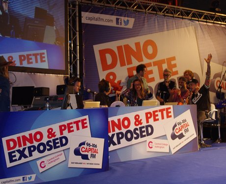 Dino and Pete Exposed