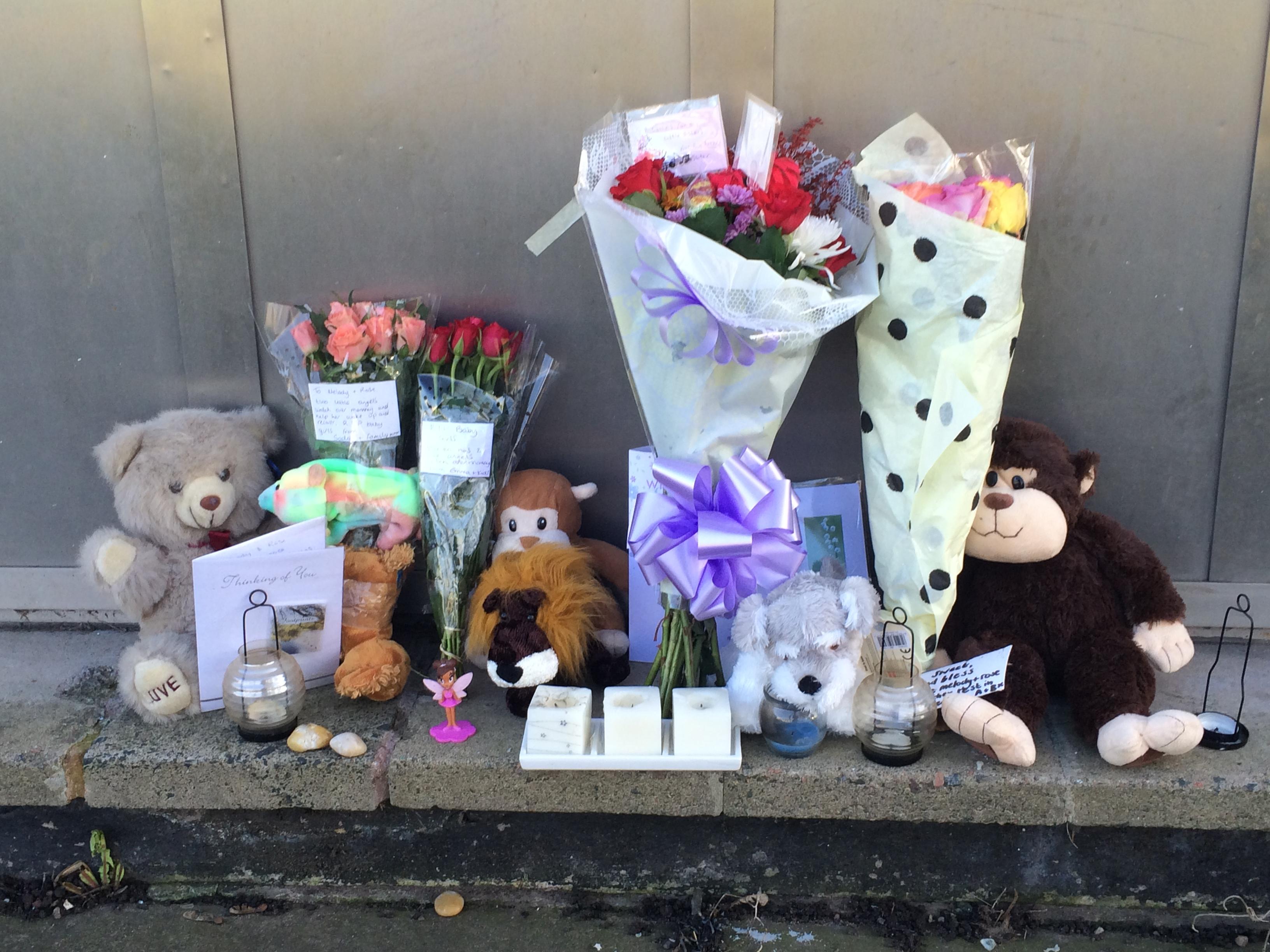 Birmingham Babies Flats Flowers