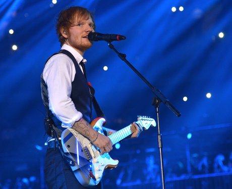 Ed Sheeran MTV EMAs 2014 Live