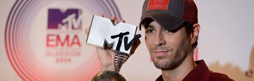 Enrique MTV EMAs 2014 Winners