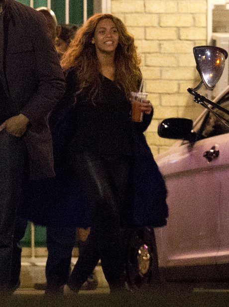 Beyonce attends sisters pre wedding party