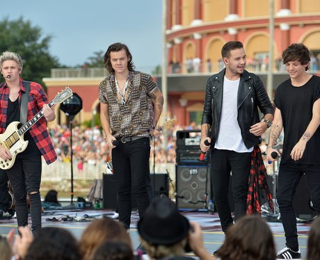 One Direction on 'Today'