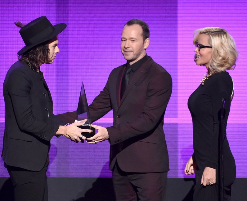 Once Direction American Music Awards 2014 winners