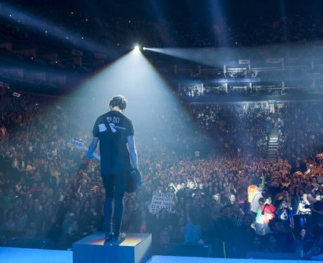 5 Second of Summer at the Jingle Bell Ball 2014
