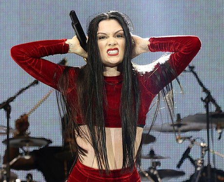 Jessie J Live Jingle Bell Ball 2014