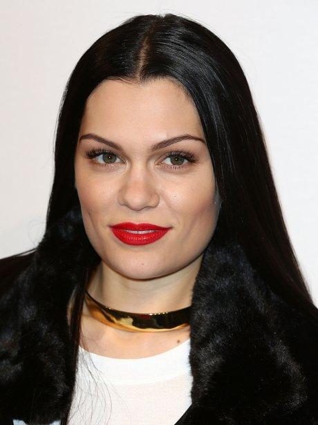Jessie J Red Carpet Jingle Bell Ball 2014
