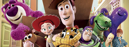 Netflix - Toy Story 3
