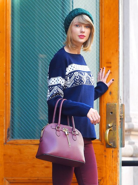 Taylor Swift Christmas Jumper