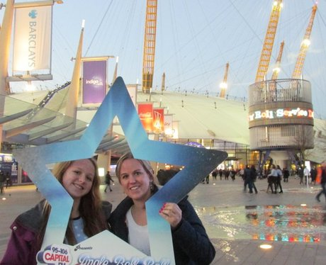 The Jingle Bell Ball 2014: The Capital Street Star