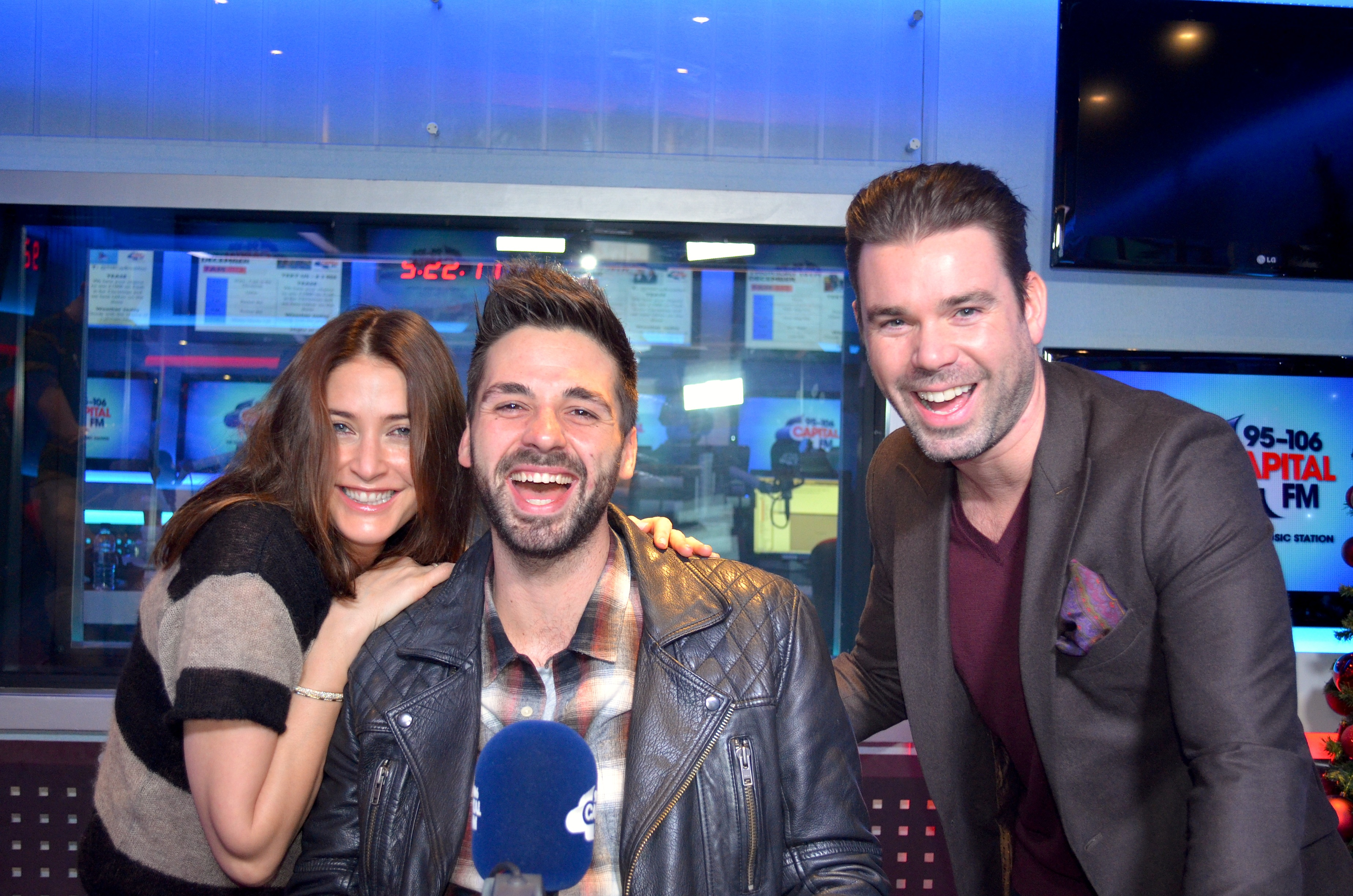 Ben Haenow With Dave And Lisa