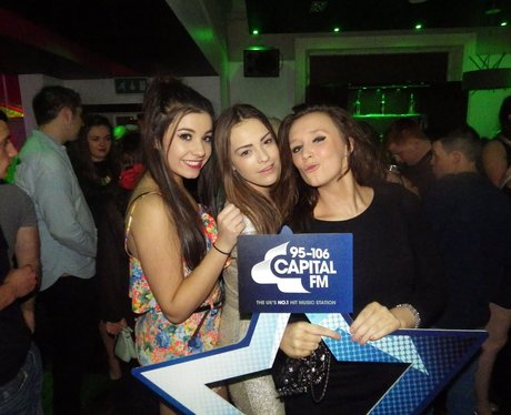 Club Capital - Tequila Wakefield 19th Dec 2014