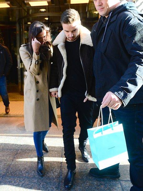 Liam Payne Girlfriend Sophia Smith Jewellery Shopp
