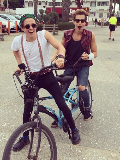 The Vamps Holiday Travels Instagram