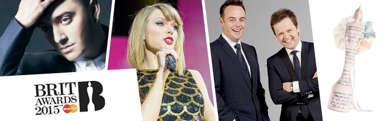 BRIT Awards 2015 Live Show Performers