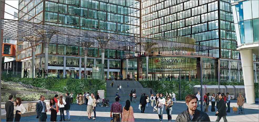 Snow hill station plans feb 2015
