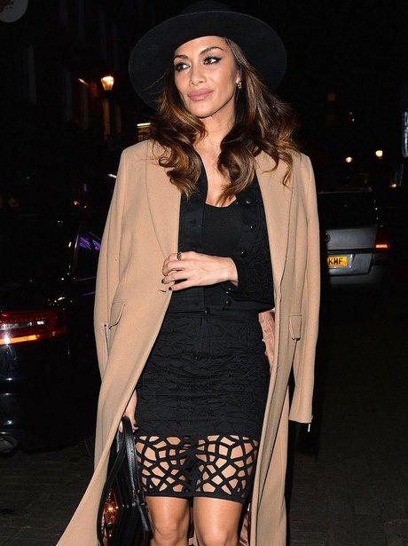 Nicole Scheriznger pictured in London